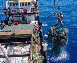 Usunęli z oceanu 103 tony śmieci. Nowy rekord