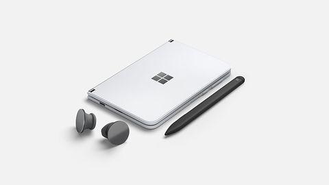 Microsoft Surface Duo oficjalnie. Drogi jak diabli, a braki widać gołym okiem