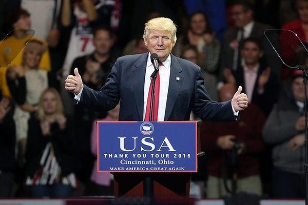 Donald Trump wskazał szefa Pentagonu