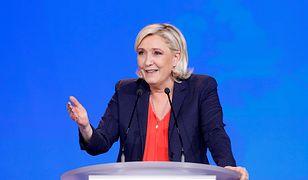 Marine Le Pen jest zdania, że jej idee rządzą m.in. w Polsce