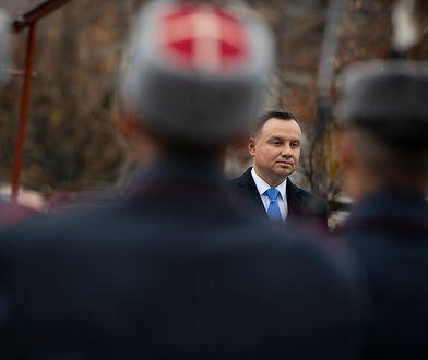 Andrzej Duda zaapelował o przestrzeganie prawa międzynarodowego