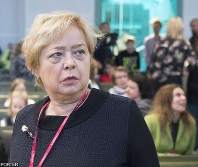I prezes Sądu Najwyższego Małgorzata Gersdorf odniosła się do zarzutów premiera Mateusza Morawieckiego