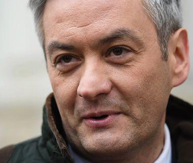 Robert Biedroń ma zamiar stanąć na czele swojego projektu w wyborach do europarlamentu