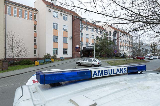 Koronawirus. Pensjonariusze z Polkowic trafią do szpitala we Wrocławiu