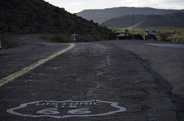 Route 66, Droga Matka. Z wizytą w osadzie górniczej Oatman