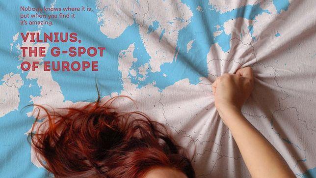 """Wilno to punkt G Europy. Reklama """"wzmacnia obraz jako miasta seksturystyki"""""""