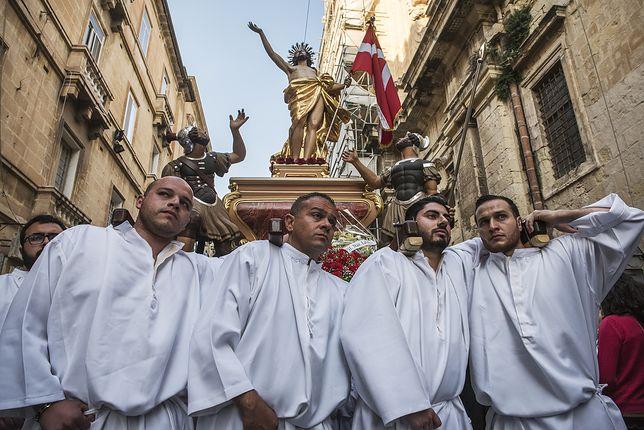 Smutny piątek i wesoła niedziela. Wielkanoc na Malcie