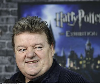 Robbie Coltrane (Hagrid z Harry'ego Pottera)