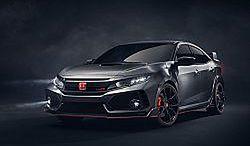 Honda pokazała koncept Civica Type R