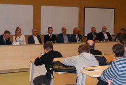 Kandydaci do Sejmu z Poznania debatowali na UAM