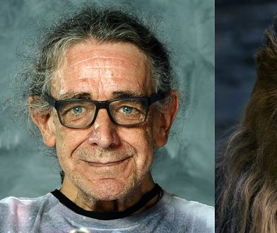 """Peter Mayhew nie żyje. Aktor znany z """"Gwiezdnych wojen"""" miał 74 lata"""