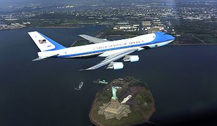 To już pewne - nowy Air Force One też zostanie wyprodukowany przez Boeinga