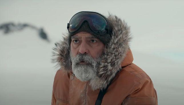 "George Clooney w ""The Midnight Sky"""