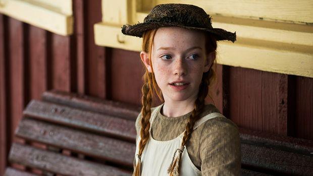 Amybeth McNulty nową Anią z Zielonego Wzgórza