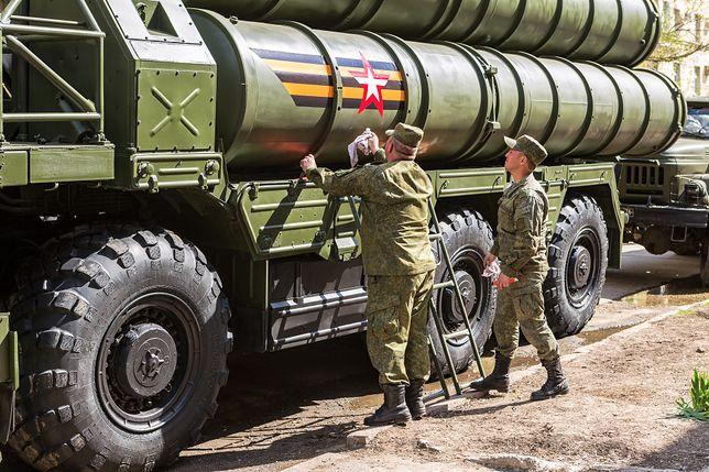 Rosja wysyła do Syrii system obrony przeciwlotniczej S-300.