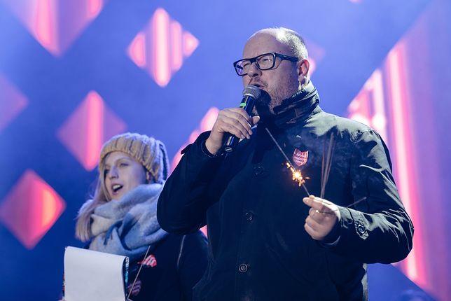 Prezydent Gdańska na chwilę przed atakiem