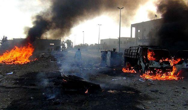 W wyniku nalotów rosyjskich w Syrii zginęło już 600 osób, w tym cywile