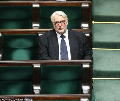 Witold Waszczykowski zapowiada powrót do międzynarodowej polityki