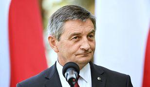 Według nieoficjalnych informacji Marek Kuchciński ma zmienić stanowisko