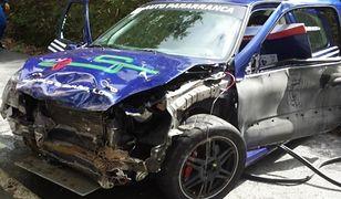 Trzy osoby zginęły na trasie rajdu samochodowego w Portugalii