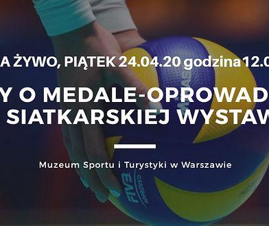 """Muzeum Sportu i Turystyki zaprasza na wystawę siatkarską """"Gramy o Medale"""""""