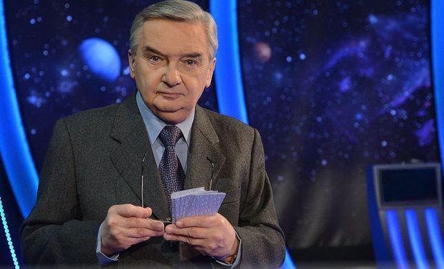 """Tadeusz Sznuk w programie """"Jeden z dziesięciu"""""""
