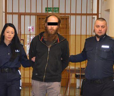 Mężczyzna zatrzymany za pobicie