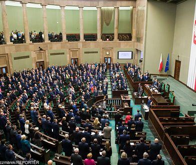 Ekspresowe tempo prac w Sejmie