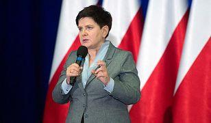 Beata Szydło może wyjechać do Parlamentu Europejskiego