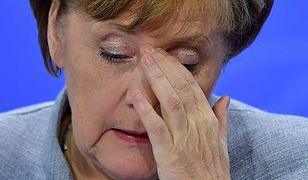 Angela Merkel musi walczyć o swoje