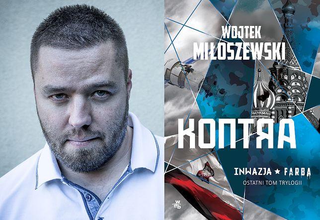 """""""Kontra"""" to już ostatni tom trylogii Wojtka Miłoszewskiego"""