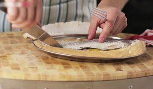 Okoń morski pieczony w soli. Genialny sposób na rybę