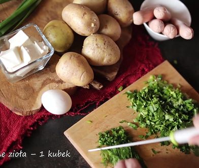 Zapiekanka ziemniaczana z serem