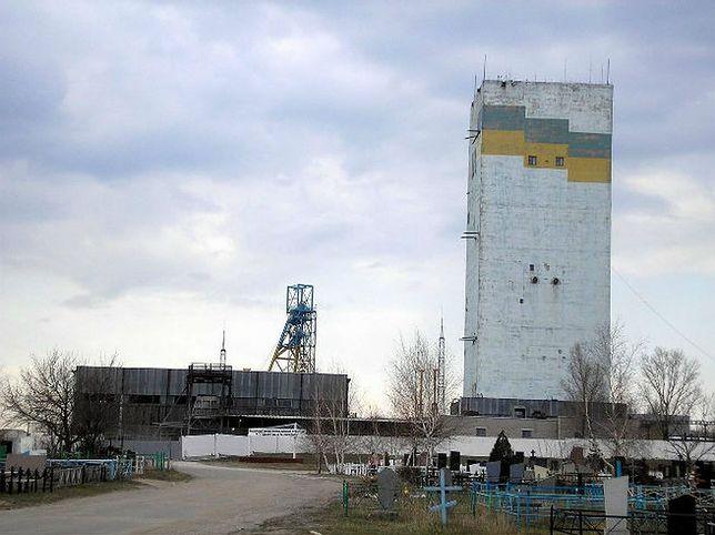Rosja wysyła pomoc do kopalni w Doniecku