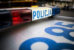 Wygrażał motorniczej nożem, rzucił się na policjantów. Grozi mu 10 lat