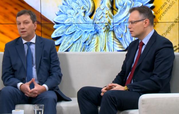 Andrzej Halicki: sędziowie nie dadzą się wyciąć tak jak te nieszczęsne drzewa