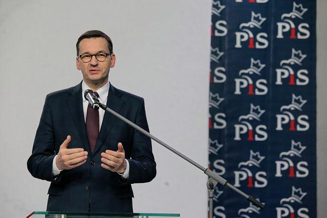 Warszawa. Mateusz Morawiecki przedstawił skład nowego rządu w piątek 8 listopada br.