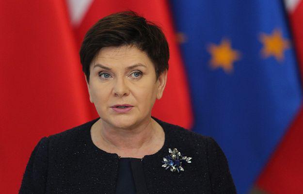 Dwie kluczowe agencje UE z siedzibą w Polsce? Beata Szydło rozważa plan