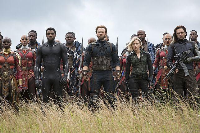 """Na kontynuację """"Avengers: Wojny bez granic"""" poczekamy do maja 2019 r."""