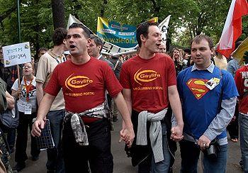 Ponad sto osób uczestniczyło w marszu tolerancji