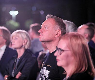 Warszawa. W Parku Wolności śpiewano (nie)zakazane piosenki