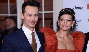 Alżbeta Lenska i Rafał Cieszyński są parą od 2005 roku
