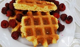Gofry dla diabetyka. Pyszne i zdrowe śniadanie