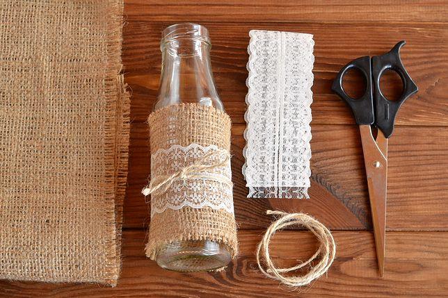 Wazon DIY to jeden z skutecznych sposobów na uatrakcyjnienie swojego wnętrza.