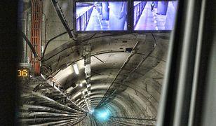 Historia budowy warszawskiego metra