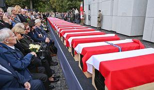 Pogrzeb Żołnierzy Wyklętych