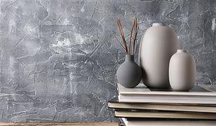 Tynk dekoracyjny sprawi, że ściana będzie wyglądać stylowo i oryginalnie
