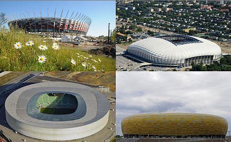 Który stadion stracił najwięcej?