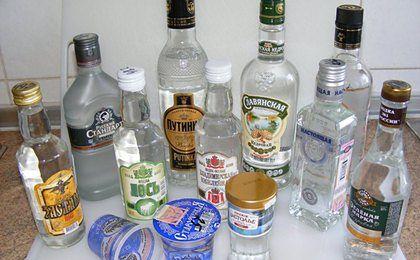 Rosjanie kupują mniej wódki. Traci na tym globalny rynek