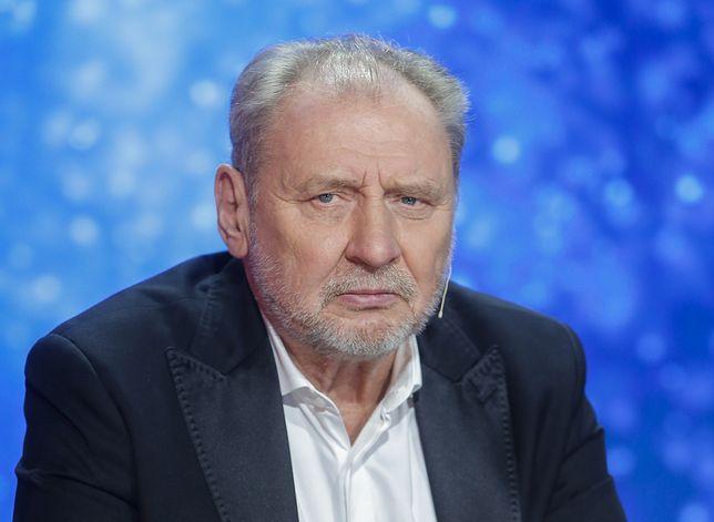 Andrzej Grabowski zmagał się z otyłością.
